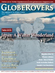 GlobeRovers Magazine, Dec 2019