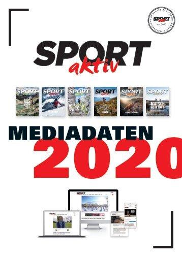 SPORTaktiv Mediadaten 2020