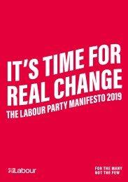 Real-Change-Labour-Manifesto-2019