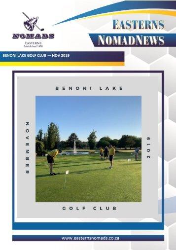 Nomads Magazine - Nov 2019