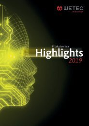 Productronica Highlights 2019