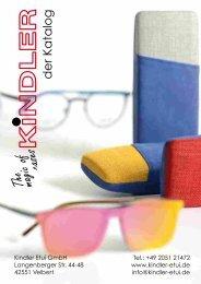 Kindler Etui Katalog 2020/21