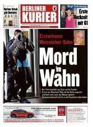 Berliner Kurier 21.11.2019