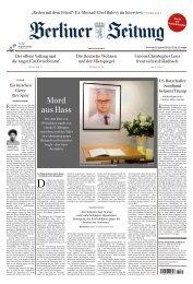 Berliner Zeitung 21.11.2019