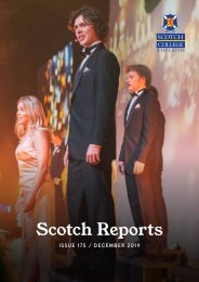 Scotch Reports Issue 175 (December 2019)