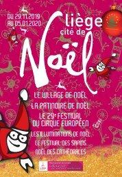 Programme de Liège, Cité de Noël 2019