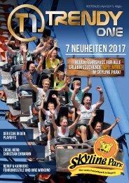 TRENDYone | Das Magazin - Allgäu - April 2017
