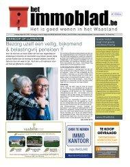 Het Immoblad van 26 november 2019