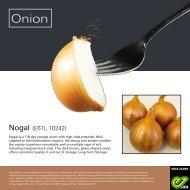 Leaflet Onion 2019
