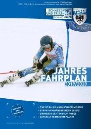 Scheesport und Triathlon_TSG_Jahresfahrplan19_20web