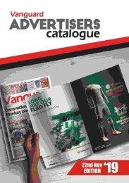 advert catalogue 22 November 2019
