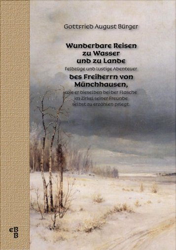 Abenteuer des Freiherrn von Münchhausen - Igelity