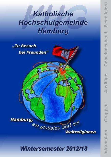 Wintersemester 2012/13 - Katholische Hochschulgemeinde Hamburg