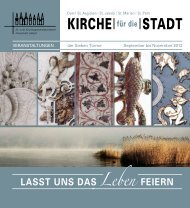 KIRCHE| |STADT - St. Marien Lübeck
