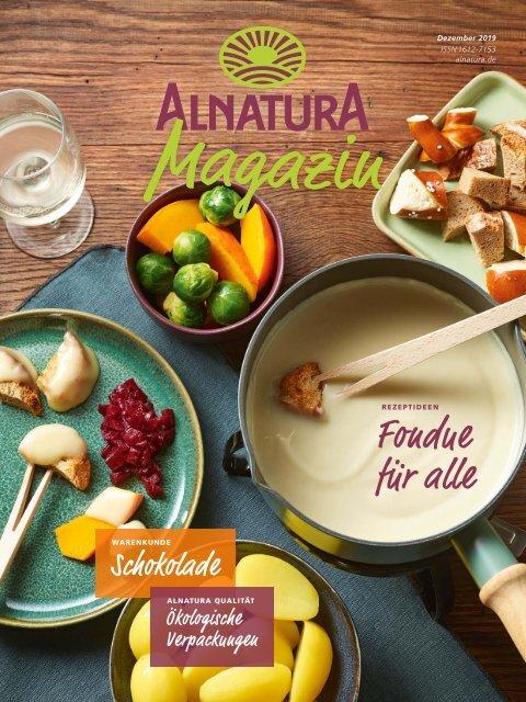 Alnatura Magazin Dezember 2019
