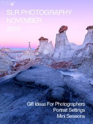 SLR Photography Guide - November Edition 2019