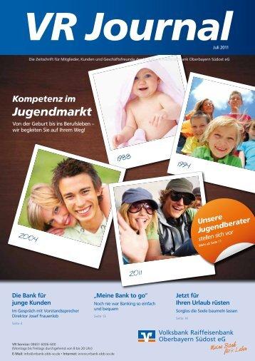 Aktions- preise! - Volksbank Raiffeisenbank Oberbayern Südost eG