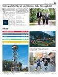 Ausgabe August 2012 - Appartementhaus Schwarzwaldgrund ... - Seite 2