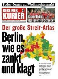 Berliner Kurier 24.11.2019