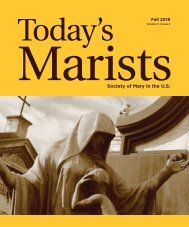 Today's Marists V.5 Issue 2 FALL 2019