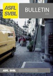 ASFL SVBL Bulletin 2019/4