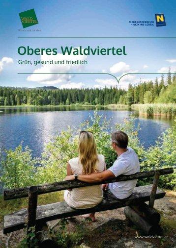 Oberes Waldviertel Österreich