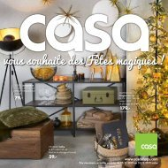 Catalogue Casa 25 nov-31 dec 2019