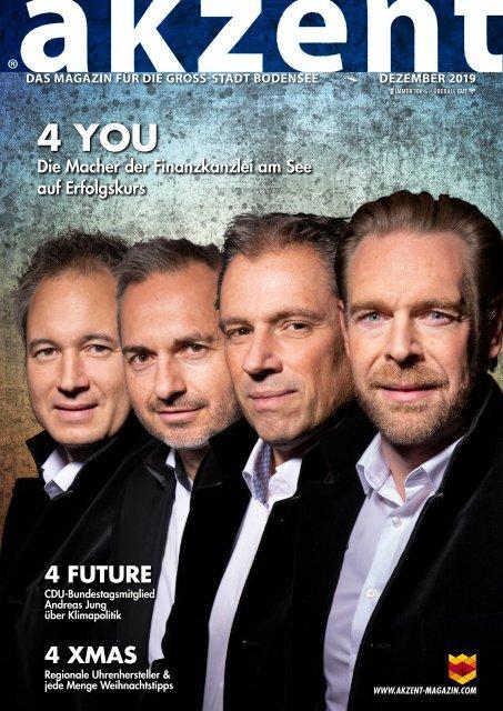 akzent Magazin Dezember '19 GB