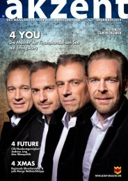 akzent Magazin Dezember '19 Bodensee-Oberschwaben