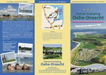 Ostsee-Camping Oehe-Draecht Ostsee-Camping Oehe-Draecht