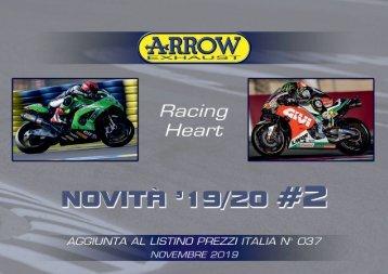 Arrow - nuovi prodotti Novembre 2019