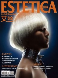 Estetica Magazine CHINA (5/2019)
