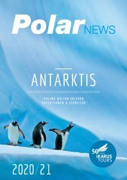 Antarktis 2020-21 Expeditionen - CH