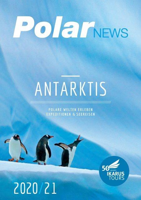 Antarktis 2020-21 Expeditionen - CH