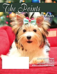 The Points December 2019