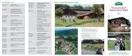 National wertvolles Kulturgut - Museumsdorf Bayerischer Wald