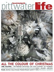 Pittwater LIfe December 2019 Issue