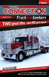Trucker's Connection - December 2019