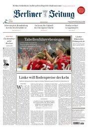 Berliner Kurier 29.09.2018