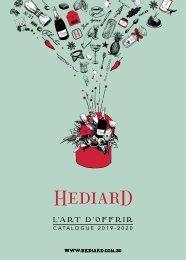Hediard 2019 - 2020 Catalog