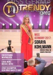 TRENDYone | Das Magazin - Allgäu - März 2017