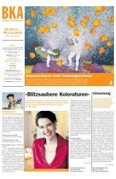 Berner Kulturagenda N°47