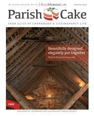 Parish Cake - Winter 2019
