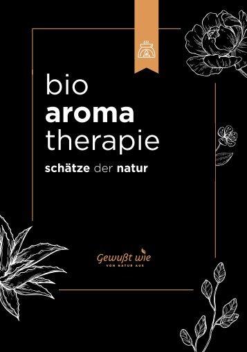 Bio Aromatherapie