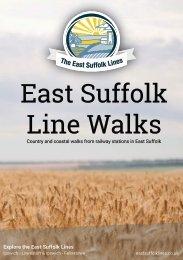 East Suffolk Line Walks