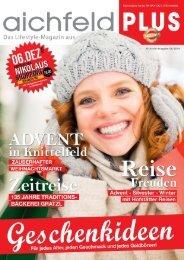 Aichfeld Plus Magazin Dezember 2019