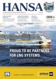 Hansa – International Maritime Journal, Dezember 2019 - Online-Vorschau