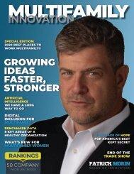 2019 Multifamily Innovation Digital Magazine