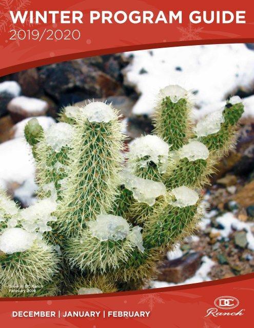 Winter 2019/2020 Program Guide