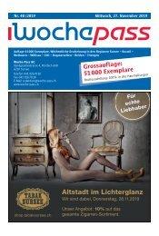 Woche-Pass | KW 48 | 27. November 2019
